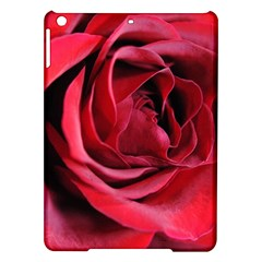 An Open Rose Apple Ipad Air Hardshell Case