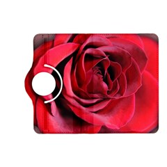 An Open Rose Kindle Fire Hd (2013) Flip 360 Case