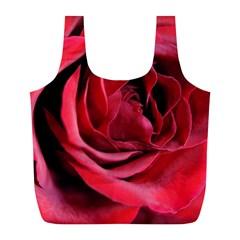 An Open Rose Reusable Bag (L)