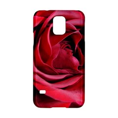 An Open Rose Samsung Galaxy S5 Hardshell Case