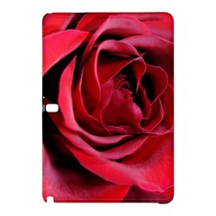 An Open Rose Samsung Galaxy Tab Pro 10.1 Hardshell Case