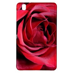 An Open Rose Samsung Galaxy Tab Pro 8.4 Hardshell Case