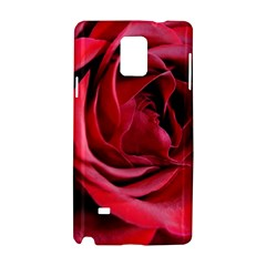 An Open Rose Samsung Galaxy Note 4 Hardshell Case