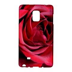 An Open Rose Samsung Galaxy Note Edge Hardshell Case