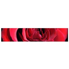 An Open Rose Flano Scarf (small)