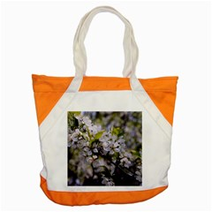 Apple Blossoms Accent Tote Bag