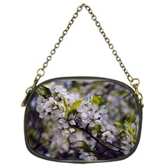 Apple Blossoms Chain Purse (two Sided)