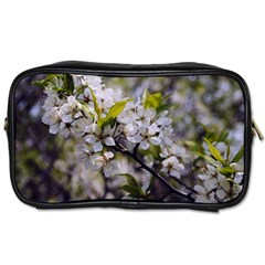 Apple Blossoms Travel Toiletry Bag (two Sides)