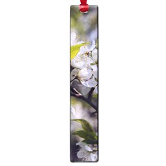Apple Blossoms Large Bookmark