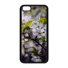 Apple Blossoms Apple Iphone 5c Seamless Case (black)