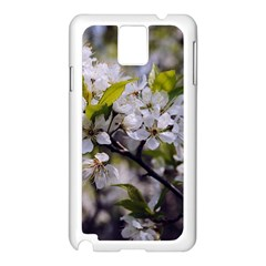 Apple Blossoms Samsung Galaxy Note 3 N9005 Case (White)