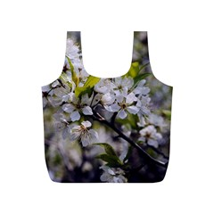 Apple Blossoms Reusable Bag (S)