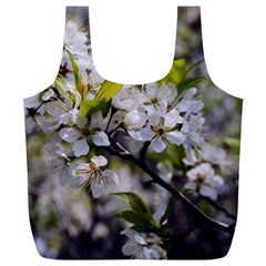 Apple Blossoms Reusable Bag (xl)
