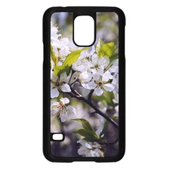 Apple Blossoms Samsung Galaxy S5 Case (Black)