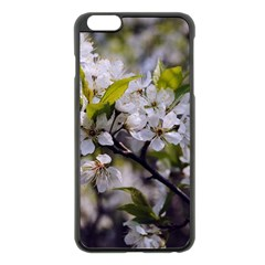 Apple Blossoms Apple Iphone 6 Plus Black Enamel Case