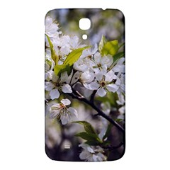 Apple Blossoms Samsung Galaxy Mega I9200 Hardshell Back Case