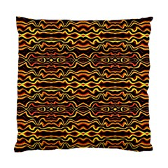 Tribal Art Abstract Pattern Cushion Case (two Sided)