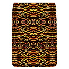 Tribal Art Abstract Pattern Removable Flap Cover (small)