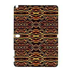 Tribal Art Abstract Pattern Samsung Galaxy Note 10.1 (P600) Hardshell Case