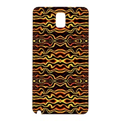 Tribal Art Abstract Pattern Samsung Galaxy Note 3 N9005 Hardshell Back Case