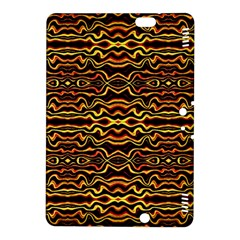 Tribal Art Abstract Pattern Kindle Fire Hdx 8 9  Hardshell Case