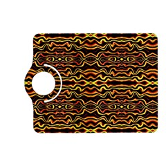 Tribal Art Abstract Pattern Kindle Fire HD (2013) Flip 360 Case