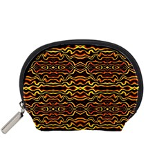 Tribal Art Abstract Pattern Accessory Pouch (Small)