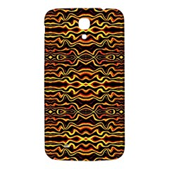 Tribal Art Abstract Pattern Samsung Galaxy Mega I9200 Hardshell Back Case