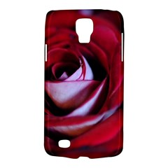 Red Rose Center Samsung Galaxy S4 Active (i9295) Hardshell Case