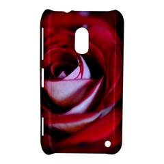 Red Rose Center Nokia Lumia 620 Hardshell Case