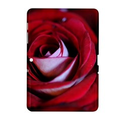 Red Rose Center Samsung Galaxy Tab 2 (10.1 ) P5100 Hardshell Case