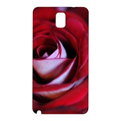 Red Rose Center Samsung Galaxy Note 3 N9005 Hardshell Back Case