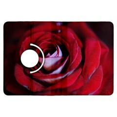 Red Rose Center Kindle Fire HDX Flip 360 Case