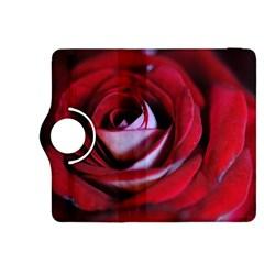 Red Rose Center Kindle Fire Hdx 8 9  Flip 360 Case