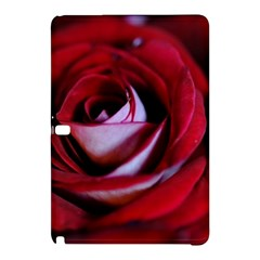 Red Rose Center Samsung Galaxy Tab Pro 10.1 Hardshell Case