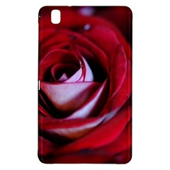 Red Rose Center Samsung Galaxy Tab Pro 8.4 Hardshell Case