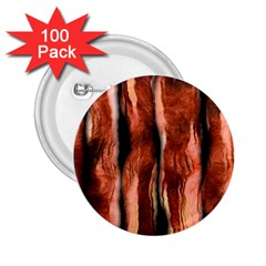 Bacon 2 25  Button (100 Pack)