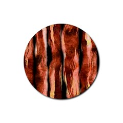 Bacon Drink Coasters 4 Pack (round)