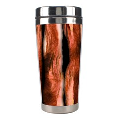 Bacon Stainless Steel Travel Tumbler