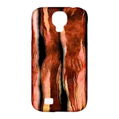 Bacon Samsung Galaxy S4 Classic Hardshell Case (pc+silicone)