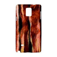 Bacon Samsung Galaxy Note 4 Hardshell Case