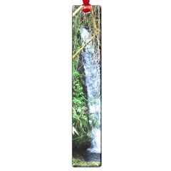 Bamboo Waterfall Large Bookmark