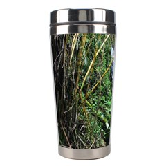 Bamboo waterfall Stainless Steel Travel Tumbler
