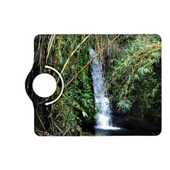 Bamboo waterfall Kindle Fire HD (2013) Flip 360 Case