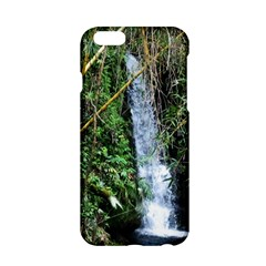 Bamboo waterfall Apple iPhone 6 Hardshell Case
