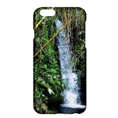 Bamboo waterfall Apple iPhone 6 Plus Hardshell Case