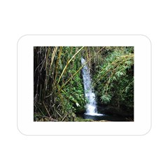 Bamboo waterfall Double Sided Flano Blanket (Mini)
