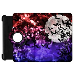 Bokeh Bats In Moonlight Kindle Fire Hd Flip 360 Case
