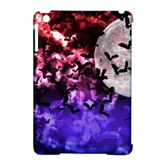 Bokeh Bats In Moonlight Apple Ipad Mini Hardshell Case (compatible With Smart Cover)