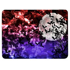 Bokeh Bats in Moonlight Samsung Galaxy Tab 7  P1000 Flip Case